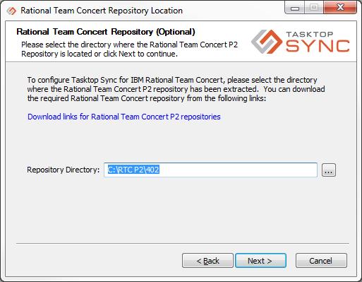 Installation Guide - Tasktop Sync